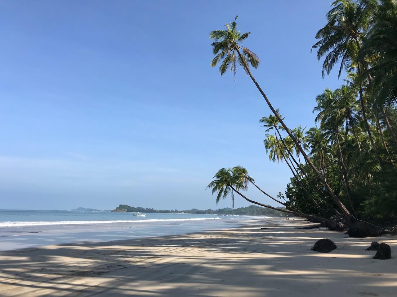 Birmiańskie plaże