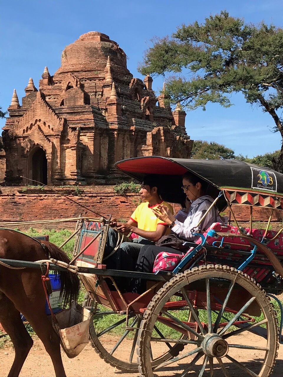 Birma i transport