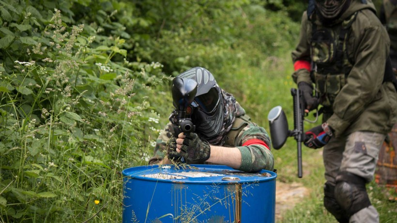 Paintball dla firm