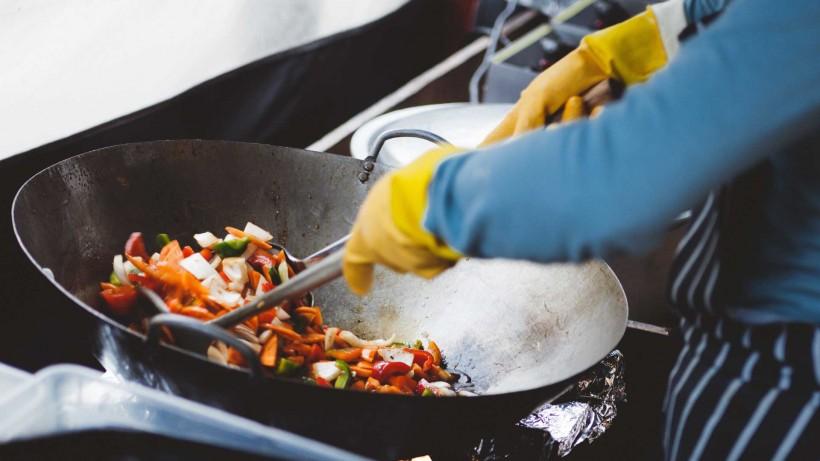 Streetfood w Azji